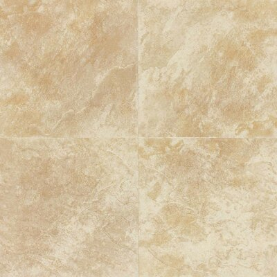 Continental Slate 6'' x 6'' Porcelain Field Tile in Persian Gold by Daltile