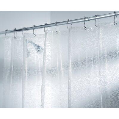 Rain Vinyl Shower Curtain by InterDesign