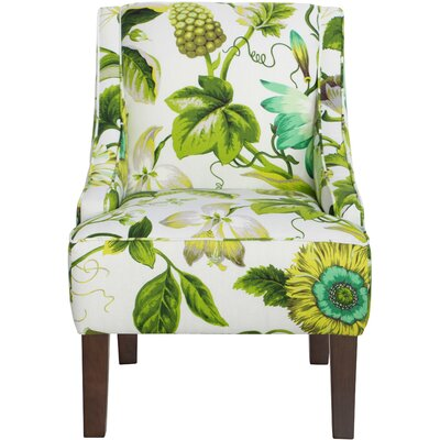 Swoop Side Chair by Skyline Furniture