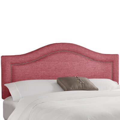 Upholstery Panel Headboard by Skyline Furniture