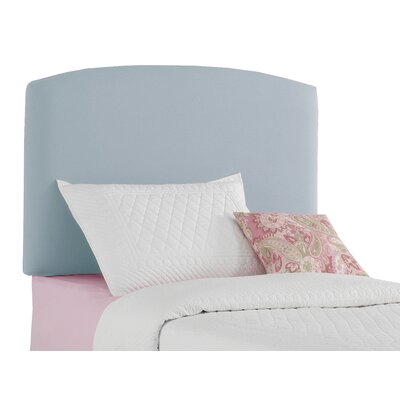 Skyline Furniture Duck Cotton Upholstered Headboard