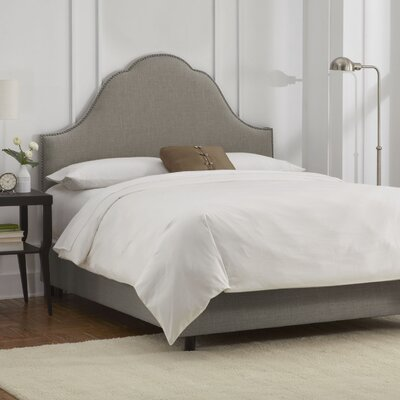 Skyline Furniture Linen Panel Bed