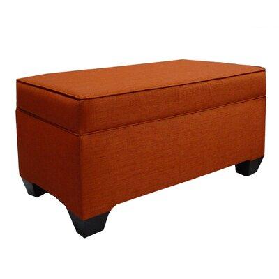 Skyline Furniture Patriot Upholstered Storage Bench