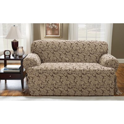 Scroll Classic Fit Sofa Slipcover by Sure Fit