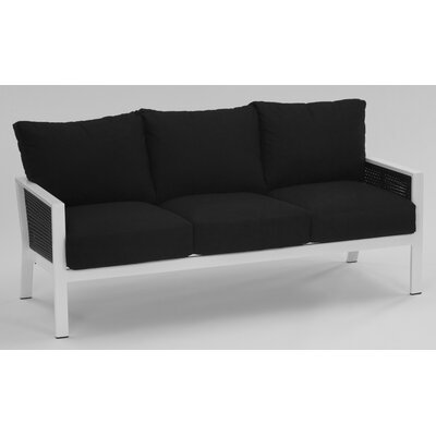 Parkview Woven Deep Seating Sofa with Cushions by Koverton