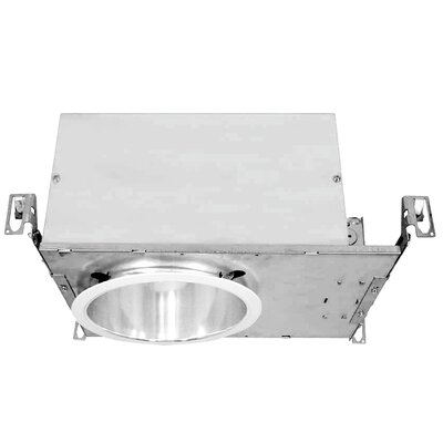 "Compact Fluorescent 8"" Recessed Housing Product Photo"