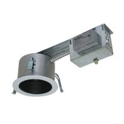 """Low Voltage Remodel Shallow Can(Electric) 4"""" Recessed Housing Product Photo"""