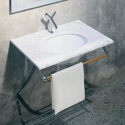 Moda Collection Silhouette Undermount Bathroom Sink