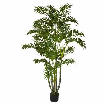 Areca Tree in Pot by Nearly Natural