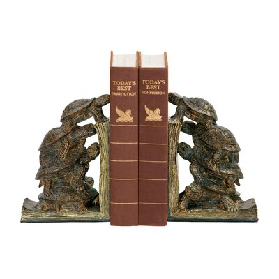 Sterling Industries Turtle Tower Book Ends