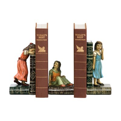 Sterling Industries Child Game Book End