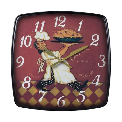 Busy Chef Clock by Sterling Industries