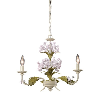 3 Light Chandelier by Sterling Industries