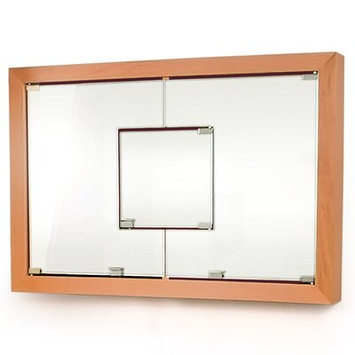 "MDV Modular Cabinetry 38.5"" x 26.5"" Surface Mount Medicine Cabinet Product Photo"