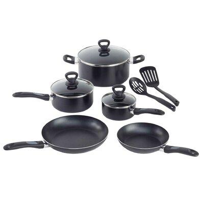 Get-A-Grip 10 Piece Cookware Set by Mirro