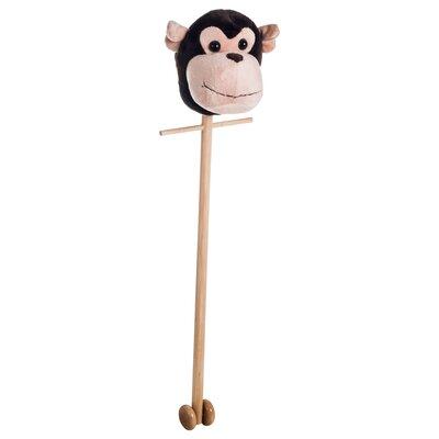 Rocking Maggie the Monkey Stick by Happy Trails