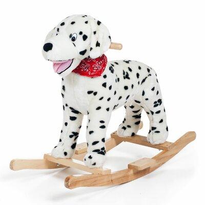 Rocking Doug Dalmatian by Happy Trails