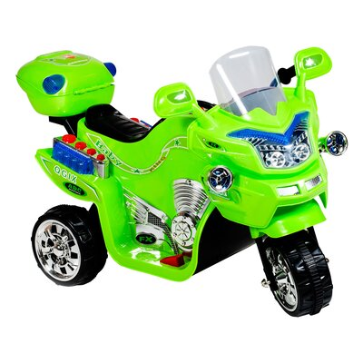 Lil' Rider FX Wheel 6V Battery Powered Motorcycle 80 KB901
