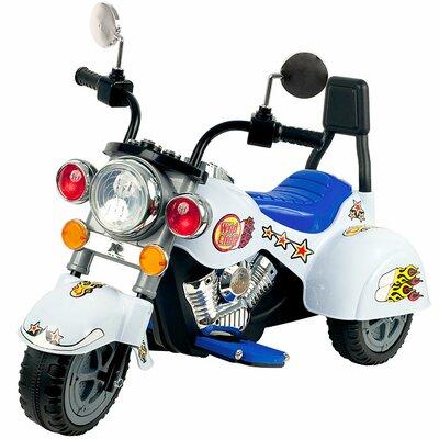 Lil' Rider Lil' Rider Knight 6V Battery Powered Motorcycle