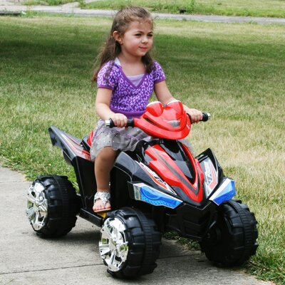 Lil' Rider Pro Circuit Hero 6V Battery Powered ATV