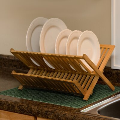 Kitchen Dry Bamboo Weave Placemat by Drymate