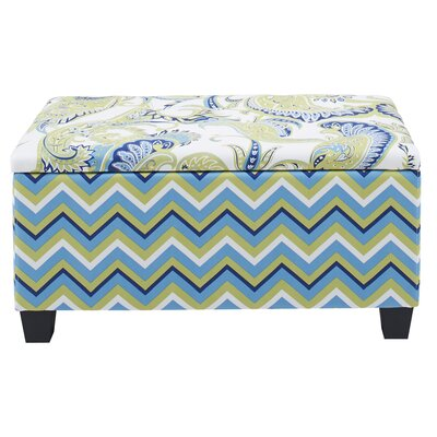 Shoe Uphostered Storage Bench by ACGGreen