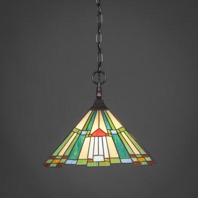 Toltec Lighting 1 Light Pendant