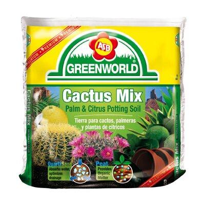 ASB Greenworld Cactus Potting Soil (6/Box)