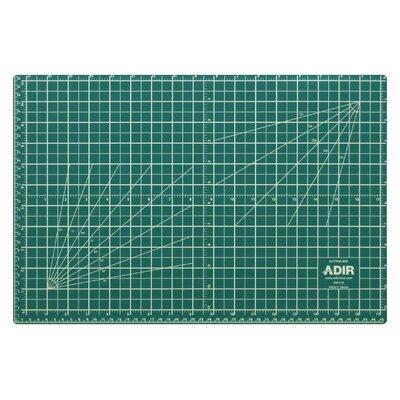 Adir Corp Self Healing Cutting Mat Reversible Green/Black