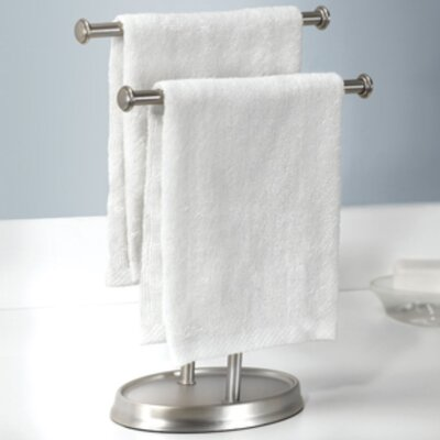 Umbra Free Standing Palm Double Hand Towel Rack