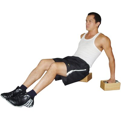 Health Mark, Inc. Wooden Exercise Blocks