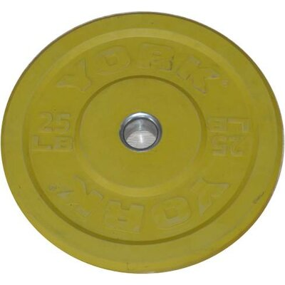 Training Bumper Plate by York Barbell