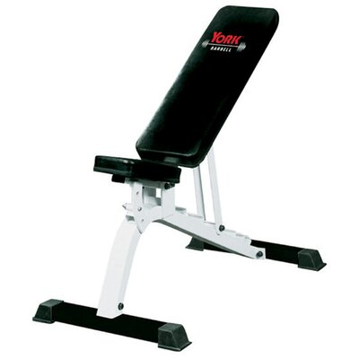 Adjustable Utility Bench by York Barbell