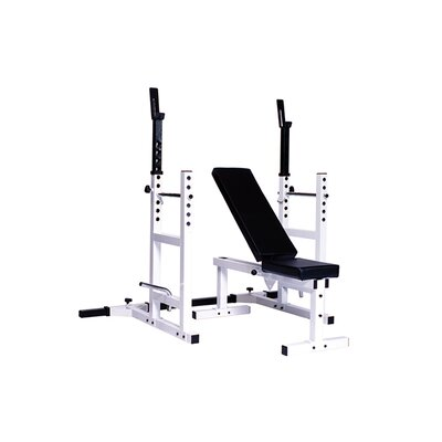 Adjustable Olympic Bench by York Barbell
