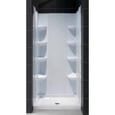 QWALL-3 Shower Backwall Kit Product Photo