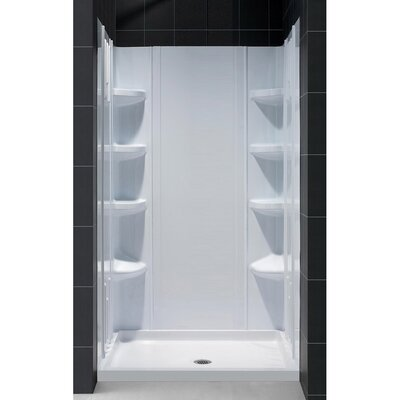 QWALL-3 Shower Backwall Kit Product Photo