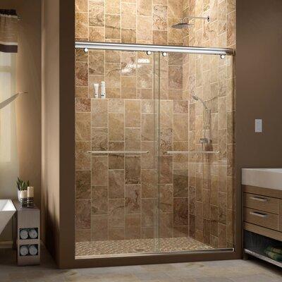 "Charisma 76"" x 60"" Sliding Shower Door Product Photo"