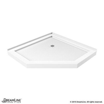 "SlimLine 40"" by 40"" Neo Shower Floor Product Photo"