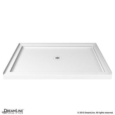 """Slimline 4"""" Single Threshold Shower Base Product Photo"""