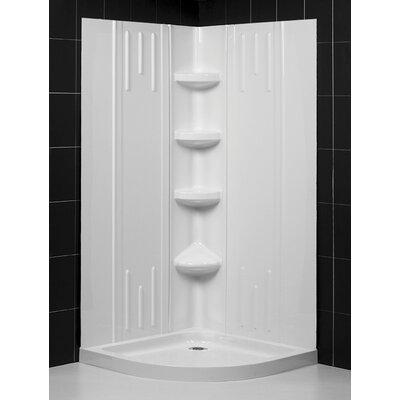 QWALL-2 Shower Backwall Kit Product Photo