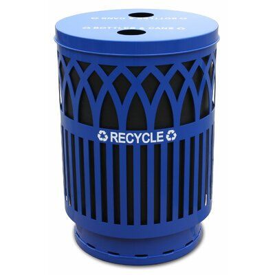 Witt Covington 40-Gal Industrial Recycling Bin