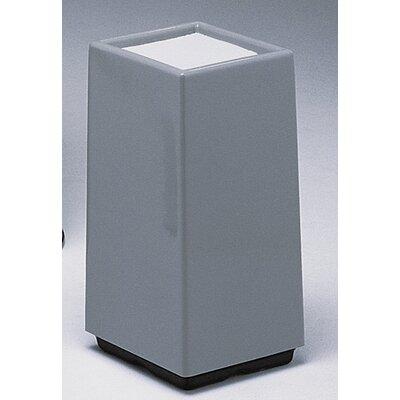 Witt Fiberglass Series Square Ash Urn