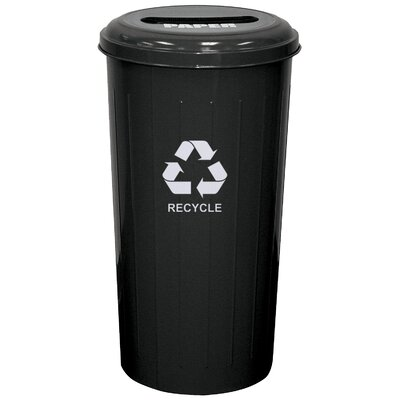 Witt Metal Recycling 20-Gal Industrial Recycling Bin