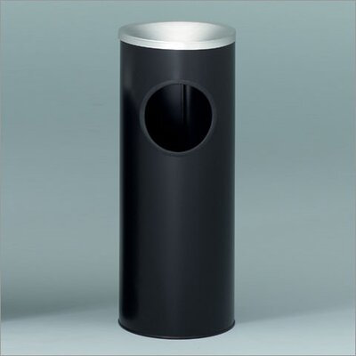 Witt Ash Receiver 3-Gal Metal Series Ash 'N Trash