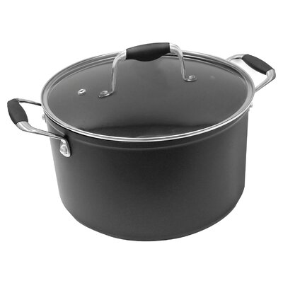 Symphony 8-qt. Stock Pot with Lid by Ecolution