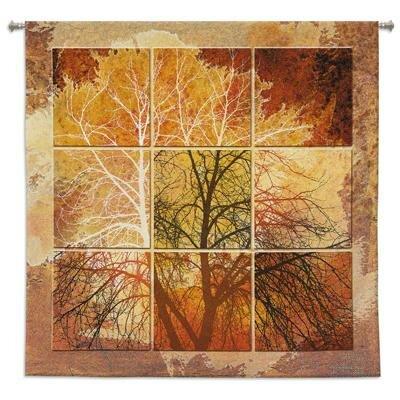 Fine Art Tapestries October Light BW Tapestry