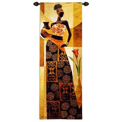 Fine Art Tapestries Naima BW Tapestry