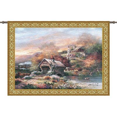 Pure Country Weavers Old Mill Creek Tapestry