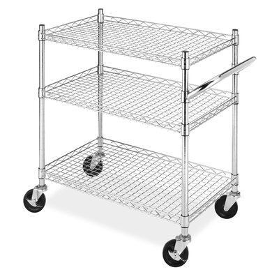 Tier Commerical Utility Cart by Whitmor, Inc