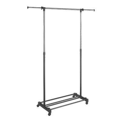 "Deluxe 70""H x 36.25""W x 17.13""D Adjustable Garment Rack Product Photo"
